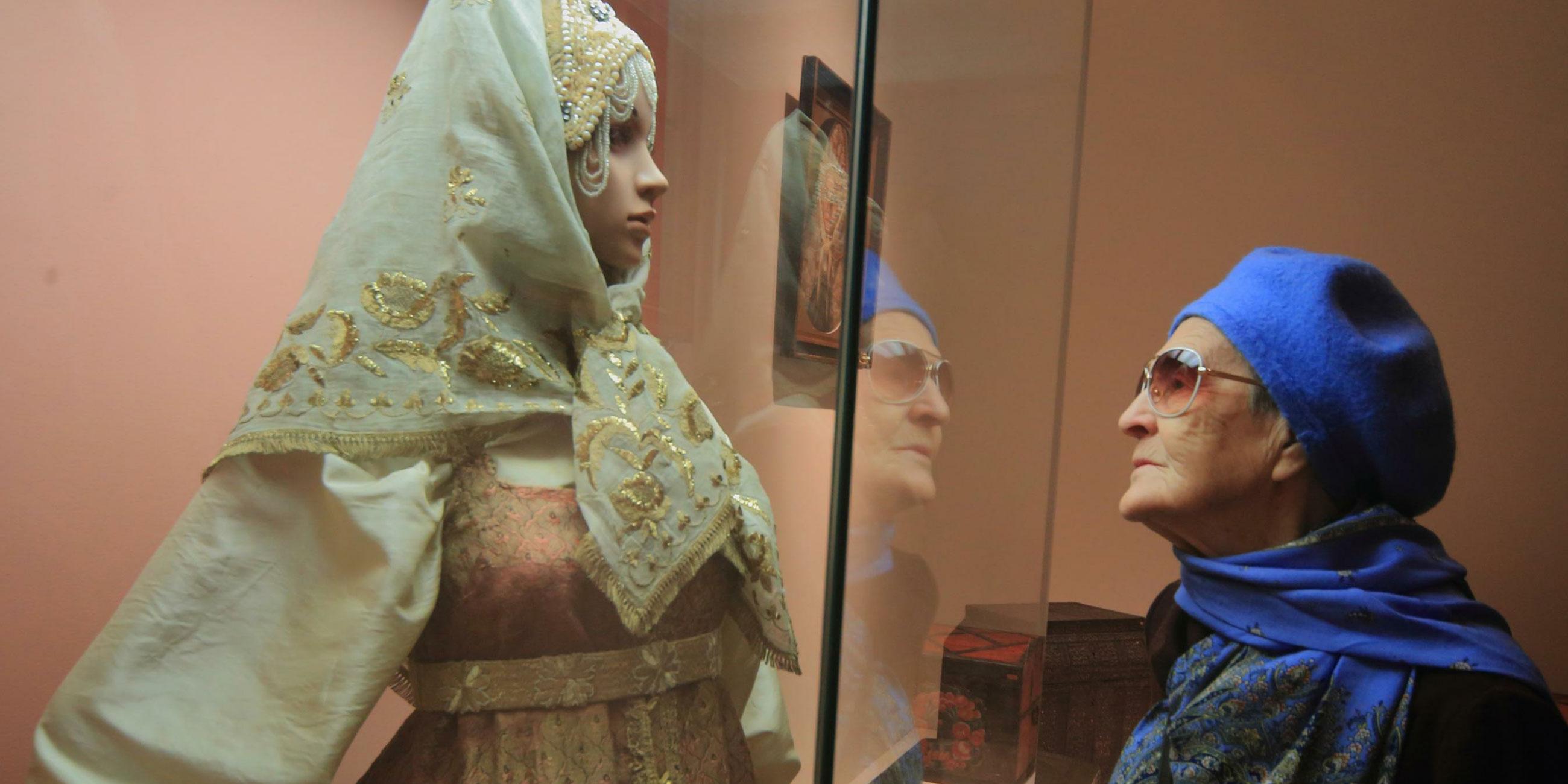 В 2014 в корпусе Бенуа прошла выставка русского костюмаФото: globalllokpress.com