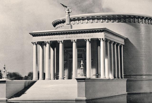 Пантеон для Сталина и Ленин выше статуи Свободы: архитектурные планы СССР, которые могли стать реальностью