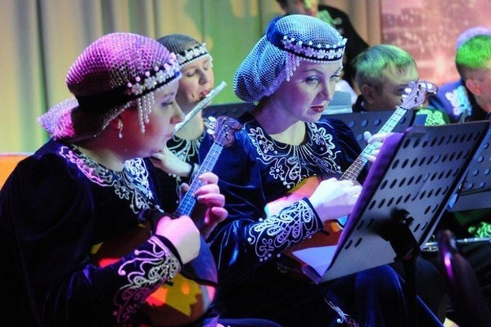 Оркестр русских народных инструментов подготовил литературно-музыкальную программу для детей