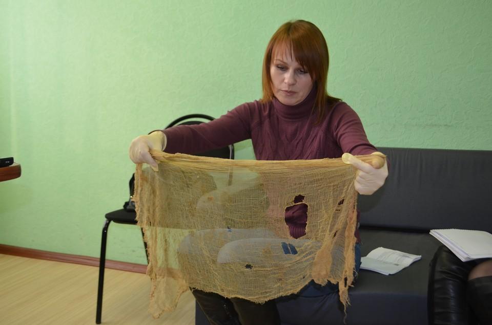 Жительница Старого Оскола Юлия Хаустова два года проходила с инородным телом в организме