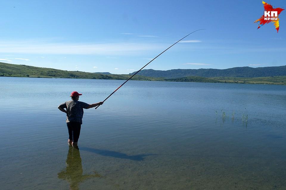 Озера алтайского края для рыбалки