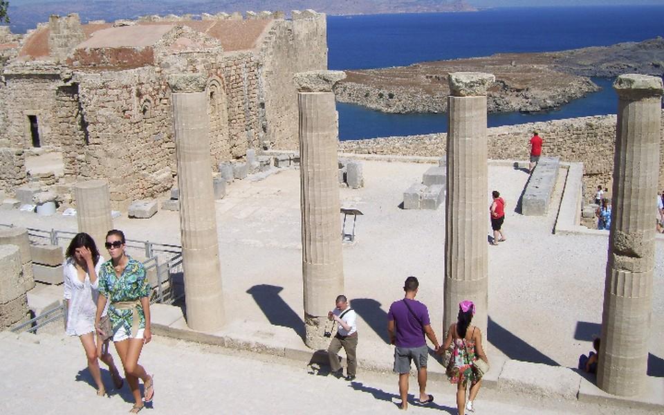 Греческий остров Родос хорош и весной, и летом!