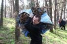 Белгородцы 8 апреля вышли на субботник
