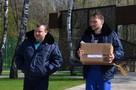 Вокруг Белгородского зоопарка разложили вакцину против бешенства