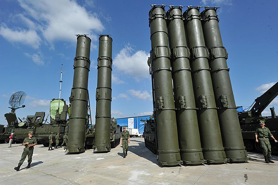 По характеристикам С-500 превзойдет стоящий на вооружении комплекс С-400 «Триумф»