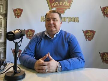Гастроли БДТ в Калининграде