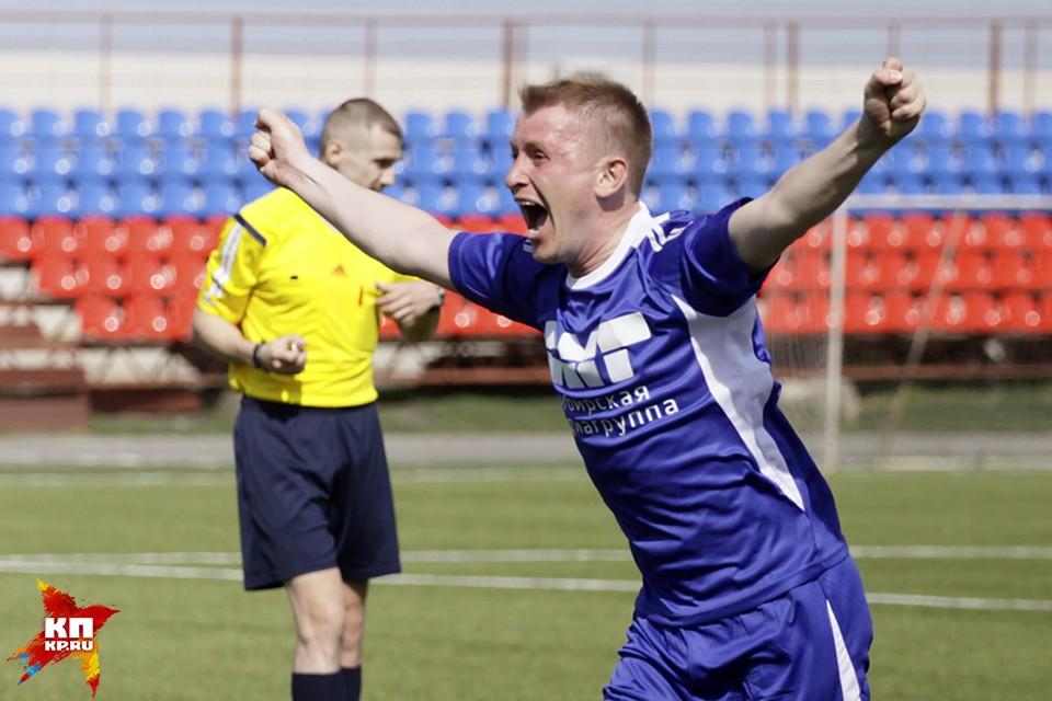Команда «Сибирской медиагруппы» заняла второе место на турнире по мини-футболу