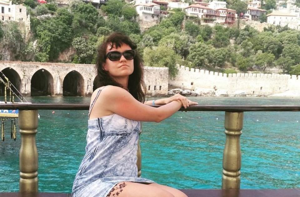 У Олеси остались от Турции положительные эмоции.