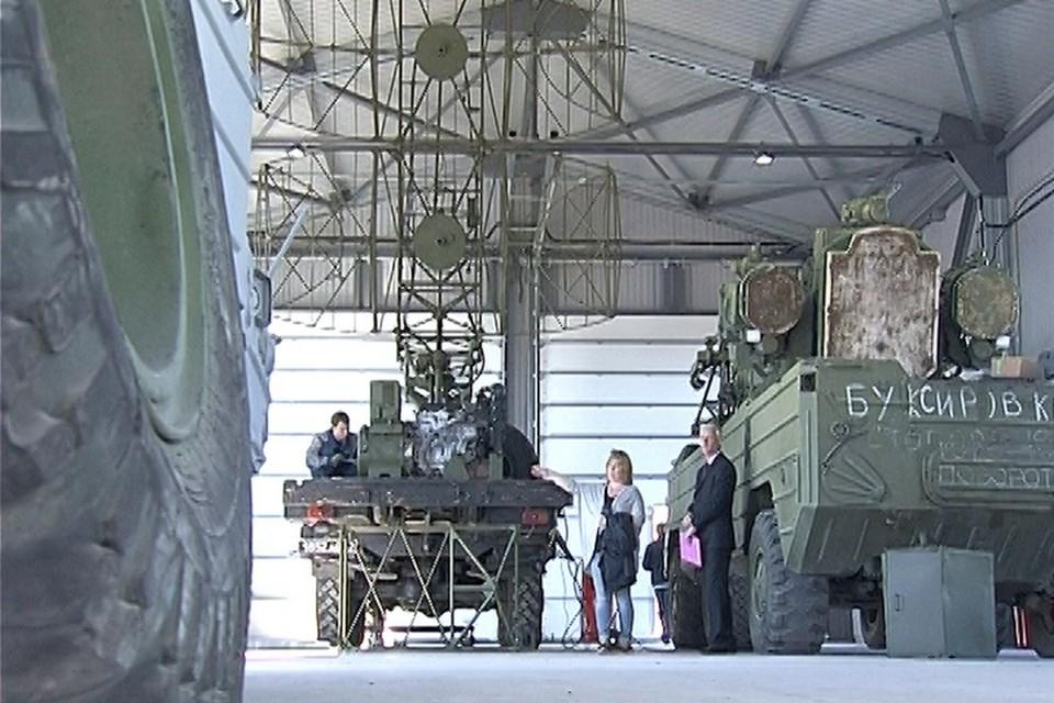 Оборонное предприятие появилось в городе-герое летом 2016 года. Это дочерняя организация концерна воздушно-космической обороны «Алмаз-Антей».