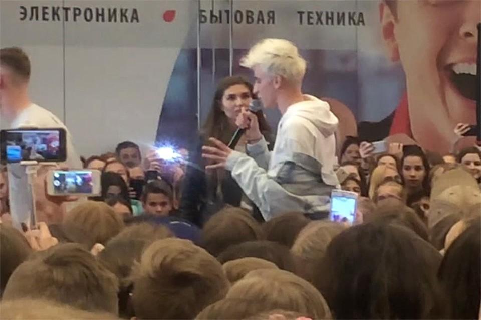 Фото: кадр с видео