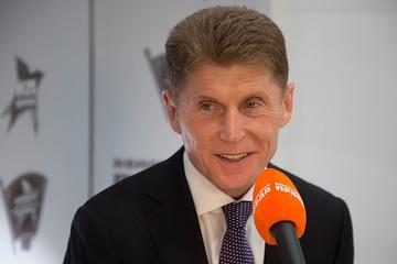 Губернатор Сахалинской области Олег Кожемяко: «Японский бизнес очень хочет работать на Южных Курилах»