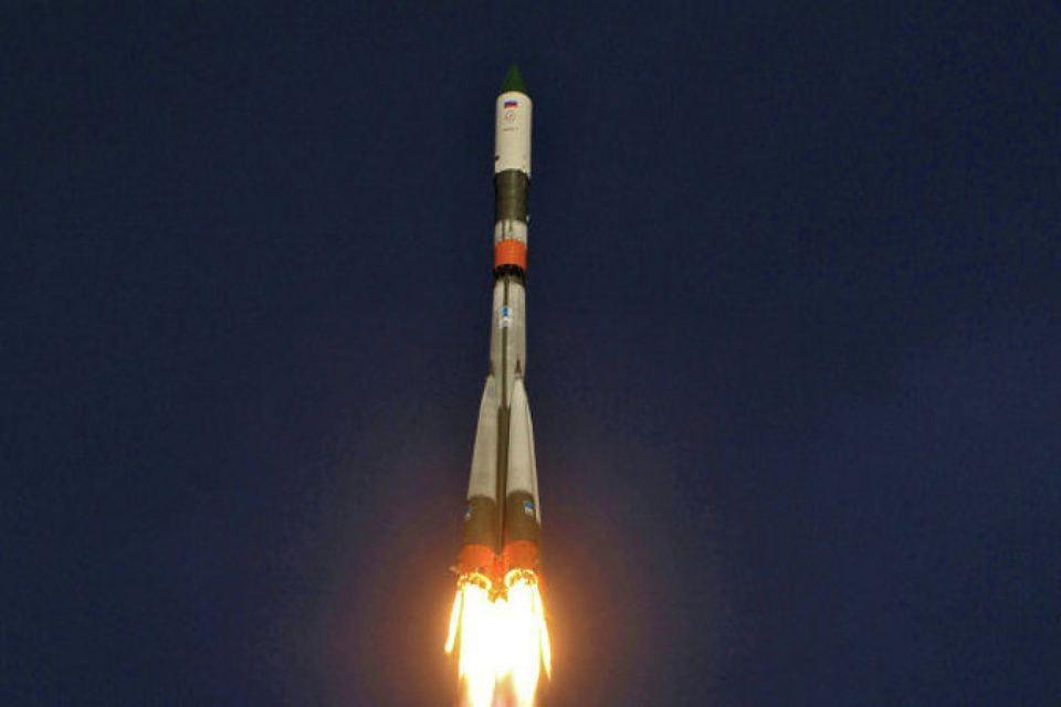 На этот раз с помощью ракеты-носителя «Протон-М» запустили самый тяжелый коммерческий спутник связи.