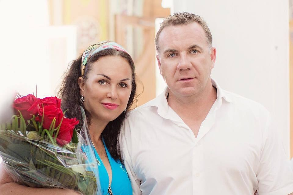 Image result for жена олега грищенко
