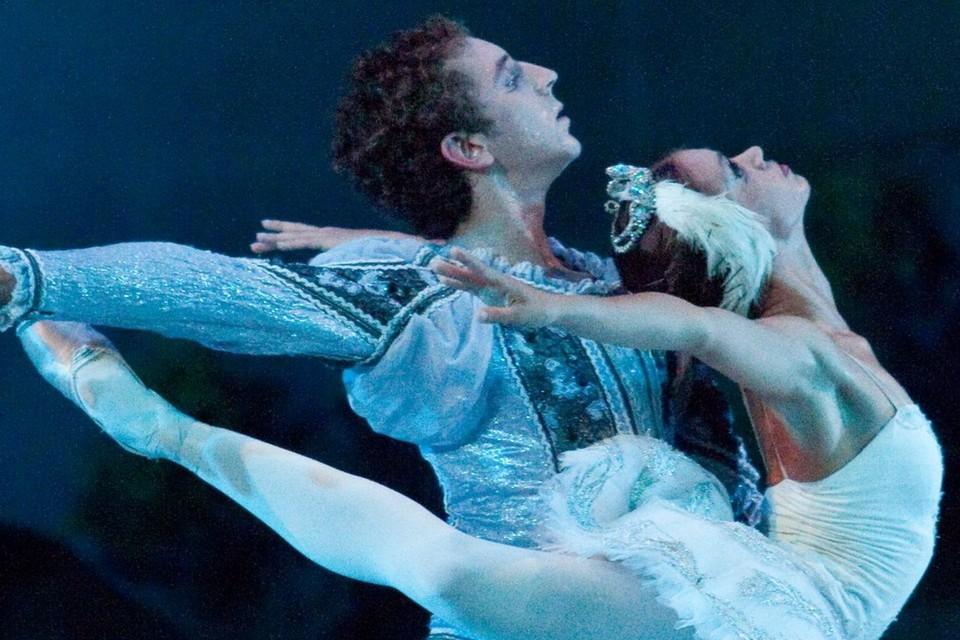 В Липецкой области покажут балет «Лебединое озеро»