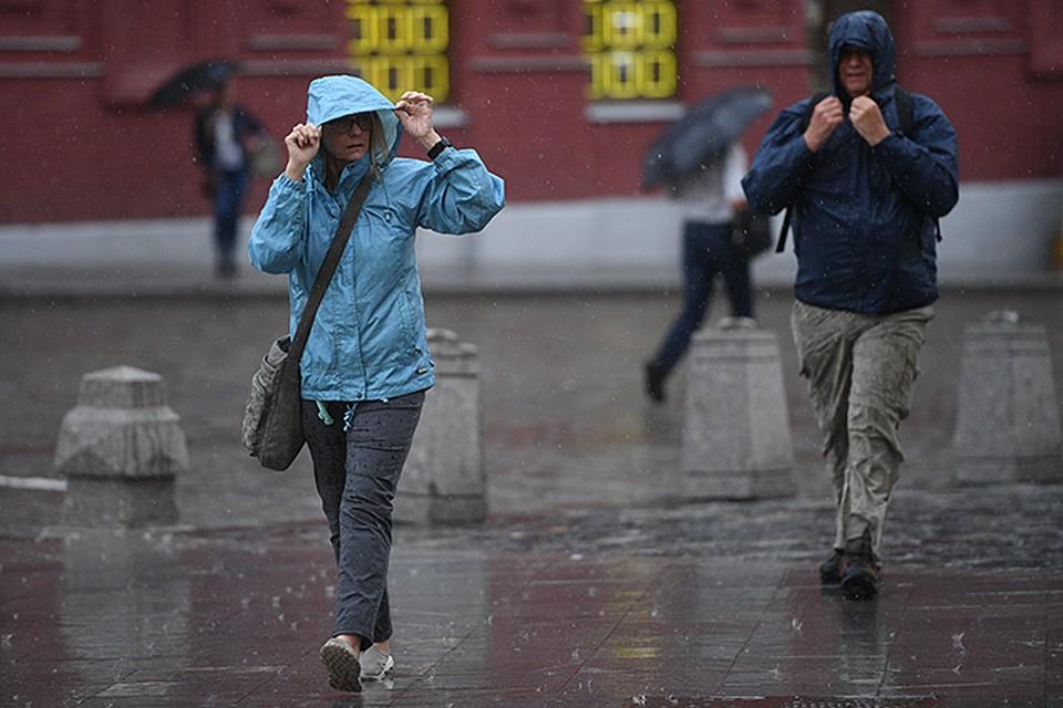 Понижение температуры будет вызвано мощным высотным циклоном и холодным воздухом с севера