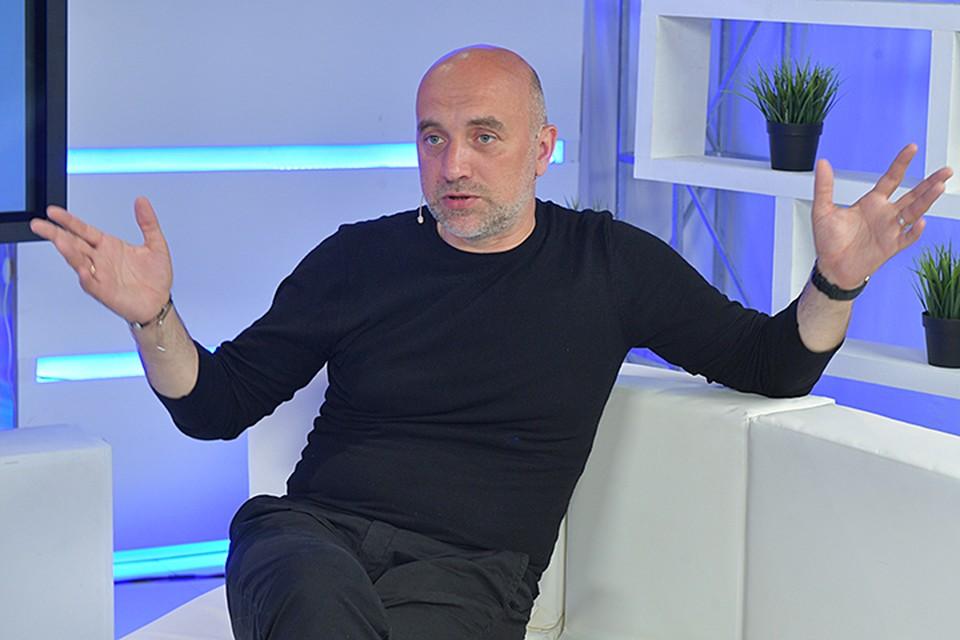 """Захар Прилепин в эксклюзивном интервью """"КП"""" рассказал о том, каким он видит новое государство"""