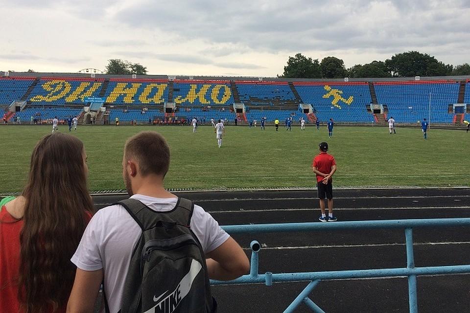"""""""Динамо-Ставрополь"""" больше не играет на родном стадионе"""
