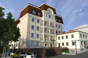 Квартиры в Центре столицы от 22 000 евро