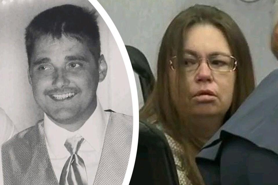 Гленна Дурам убила своего мужа Мартина в 2015 году.