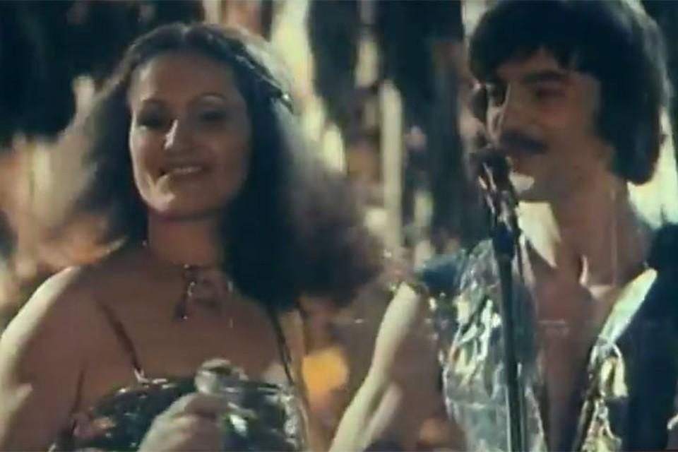 """Кадр из х/ф """"Душа"""", 1981г."""