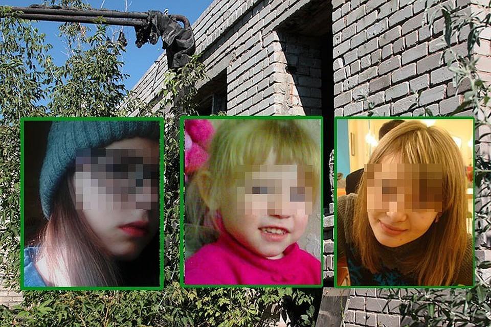 """Юным """"героиням интернета"""" местные жителя грозят самосудом"""