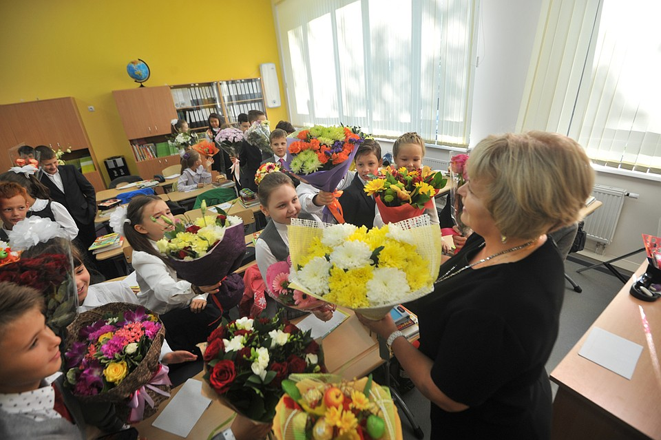 Акция цветы на 1 сентября хоспис