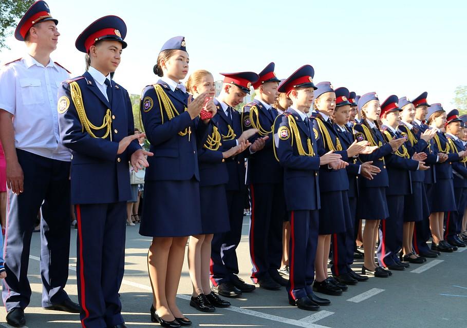 Поздравление в кадетский класс фото 777