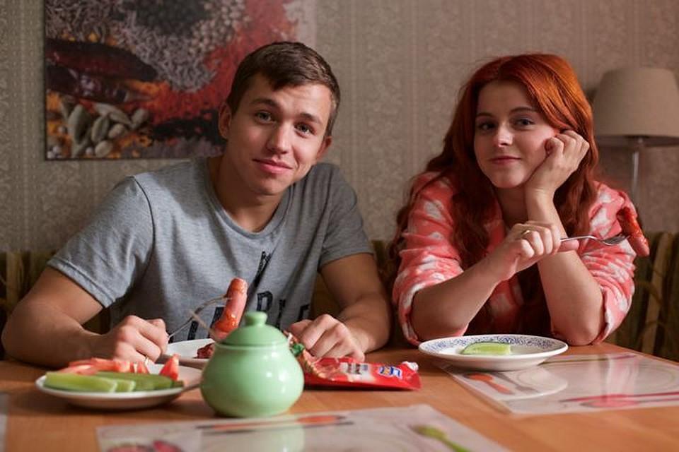 Сексуальная Ксения Суркова – Ольга (2020)