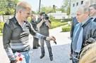 Андрей Колесников: Президент, увидев мои рваные джинсы, сказал, что подарит мне нормальные брюки