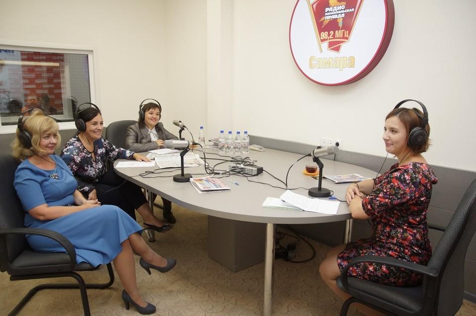 """Радио КП-Самара: программа """"Экономика"""""""