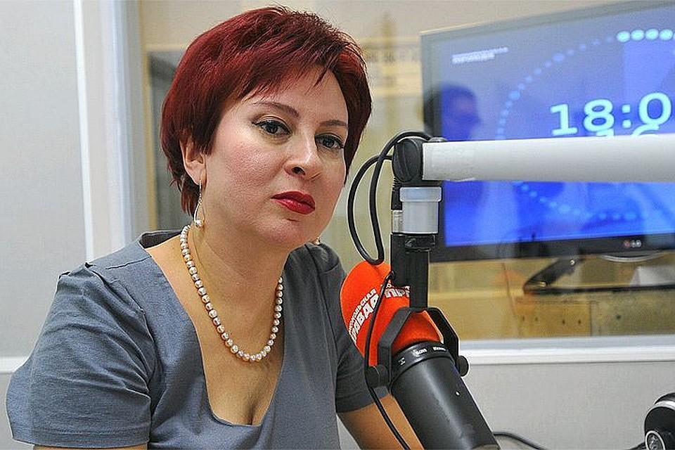 Наш спецкор Дарья Асламова