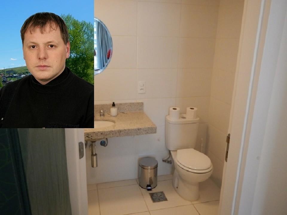 Депутат установил камеру в туалете