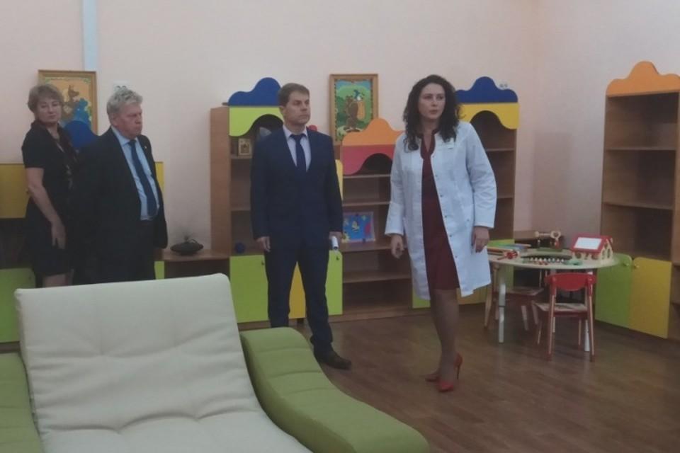 Первый и единственный в Сибири детский хоспис открылся в Иркутске. ФОТО: Правительство Иркутской области