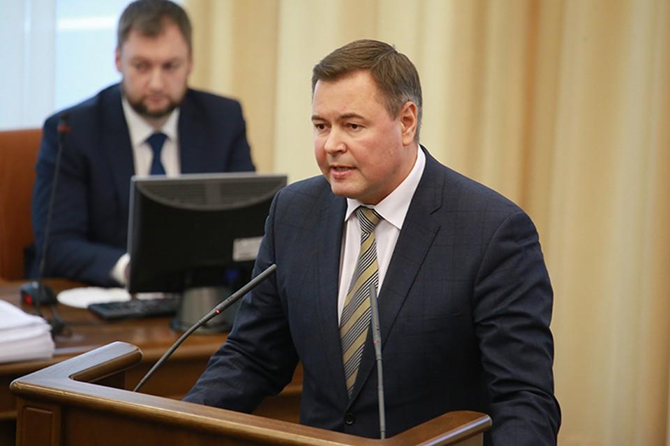 У нового главы парламента большой опыт работы с персоналом