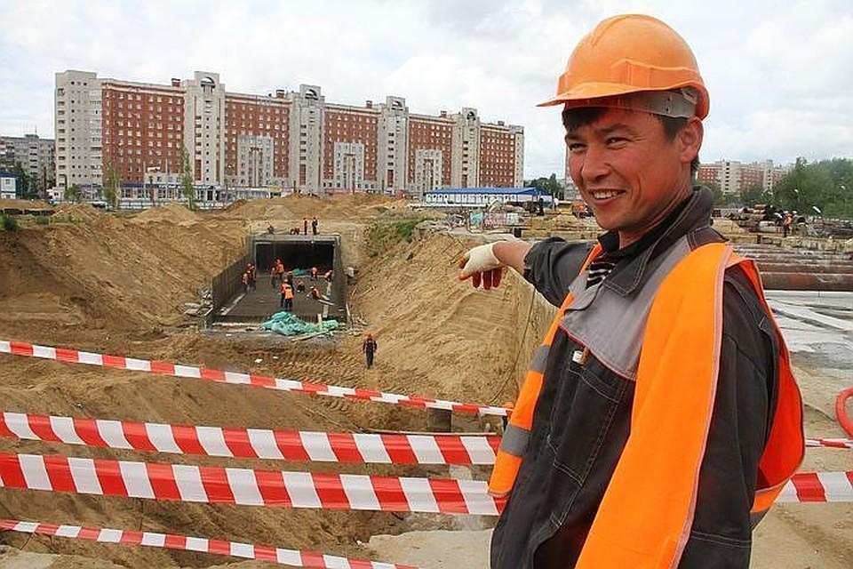При строительстве метро в Нижнем Новгороде похищено 40 миллионов рублей.