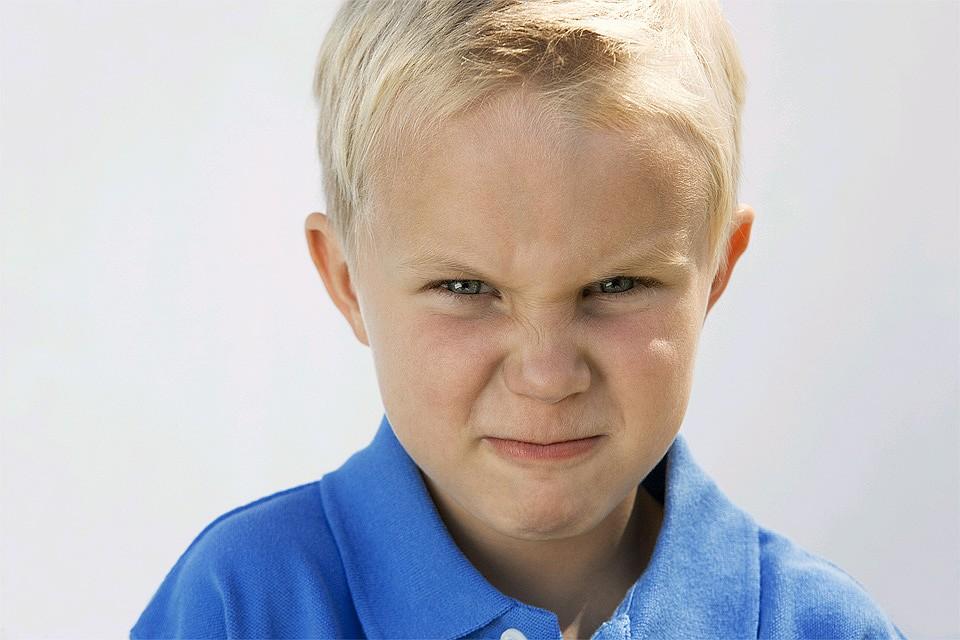 Разрешите ребенку злиться