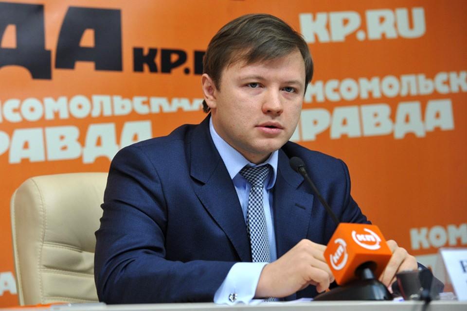 Владимир Ефимов: «Детские пособия и пенсии вырастут в разы»