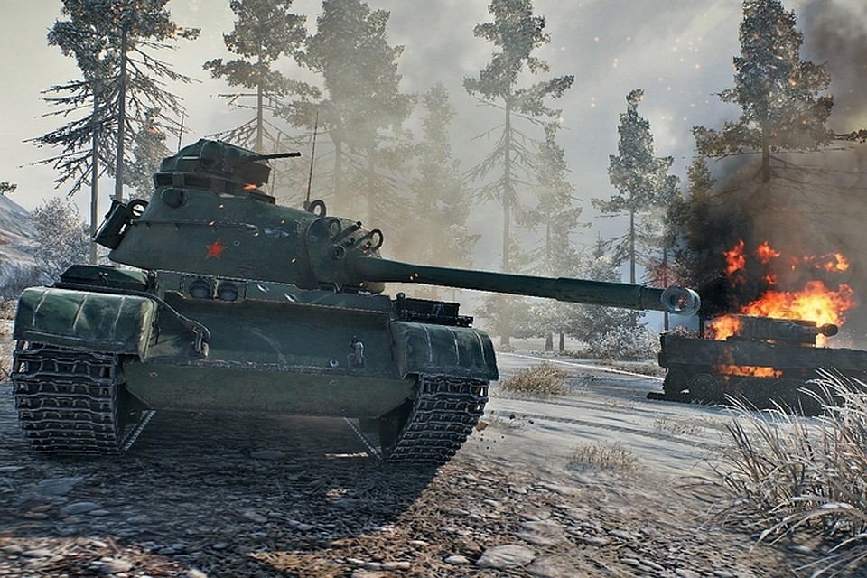 Новости игр: World of Tanks 1.0 на подходе