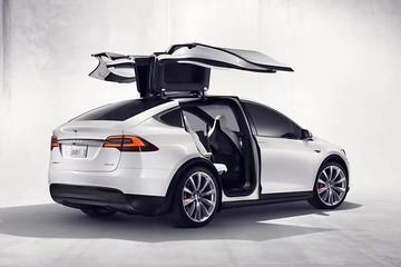 Tesla Model Х: россияне «распробовали» электрический кроссовер