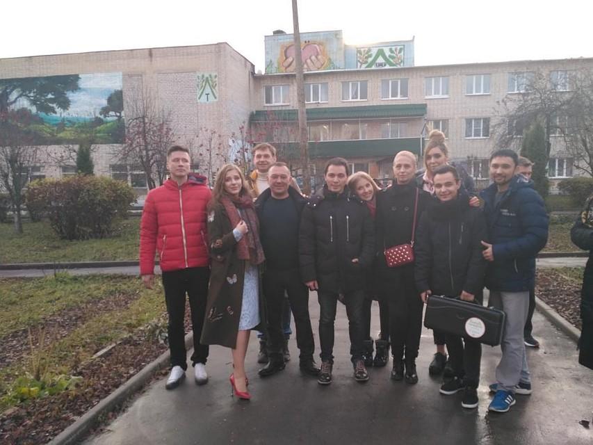 Дубенский дом интернат для престарелых домофон для частного дома цены в москве