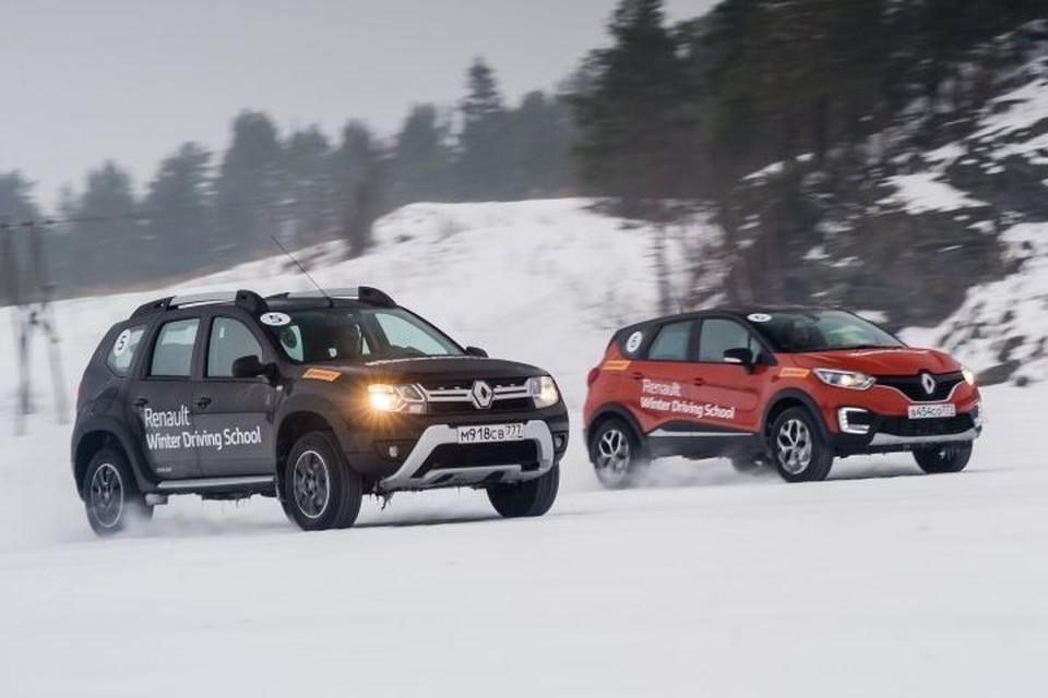Демократичные кроссоверы Renault пользуются заслуженной популярностью у российских автолюбителей