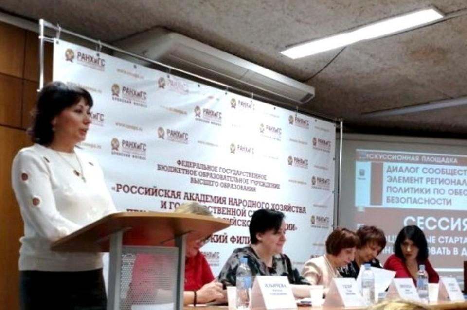 Светлана Макарова рассказала о своем Доме милосердия для пожилых людей и инвалидов