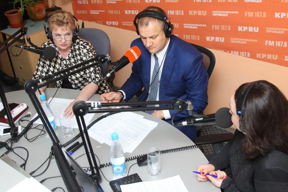 Наталья Сударикова и Олег Гарин