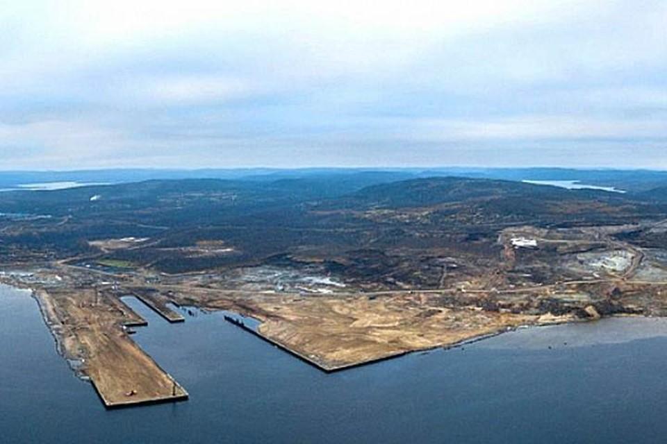 Кольская верфь под Мурманском будет использоваться для освоения Арктики. Здесь будут ремонтировать корабли и перерабатывать уже добытые ресурсы. Проект одобрен, однако до завершения строительства еще далеко. Фото: gge.ru