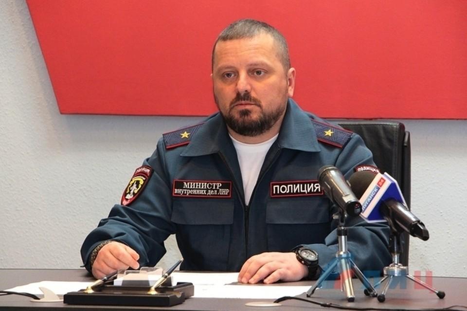 Игорь Корнет сделал заявление. ФОТО: lug-info.com