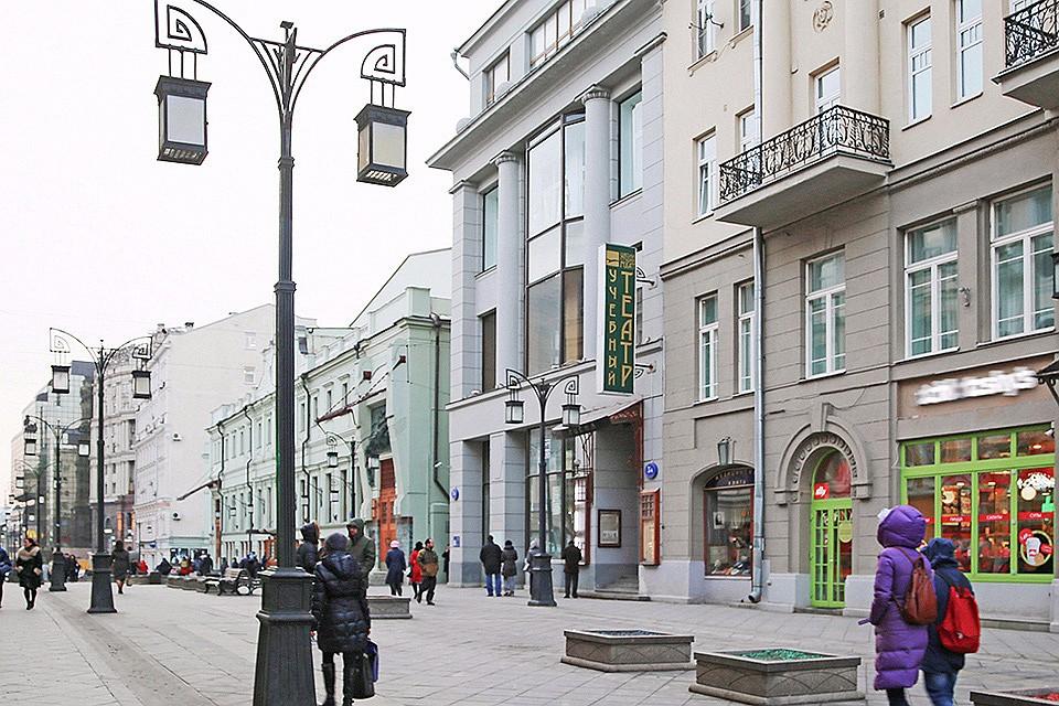 В центре столицы появится новый музей - Центр Гиляровского 2c88cc17c61
