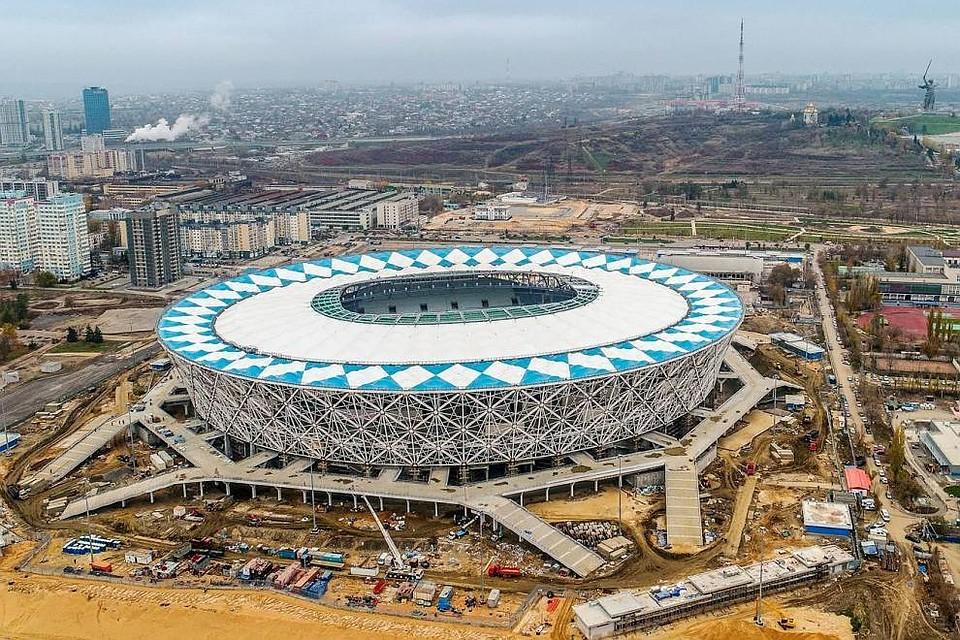 Чемпионате кто 2018 будет в на мира играть волгограде футболу по