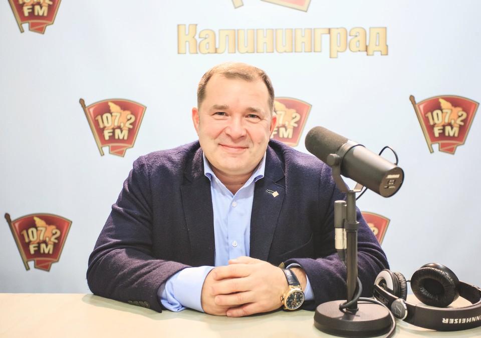 Гость программы - Александр Иванов
