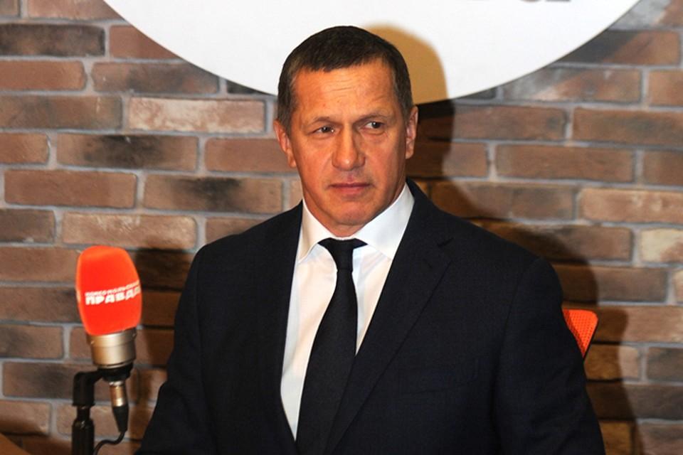 Заместитель председателя правительства РФ – полномочный представитель президента РФ в Дальневосточном федеральном округе Юрий Трутнев.