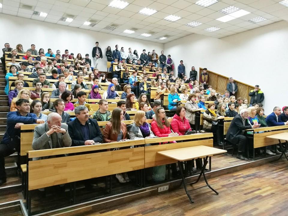 В КФУ более 3500 бюджетных мест